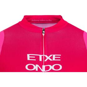 Etxeondo On Training Maillot Manga Corta Hombre, pink